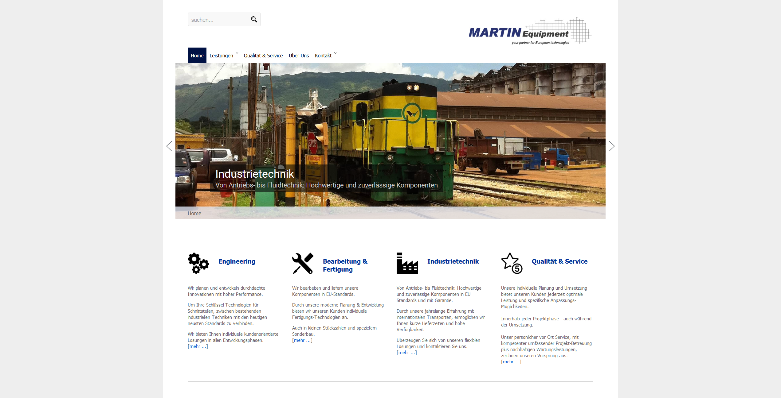 Martin Equipment - Gemünden / Felda